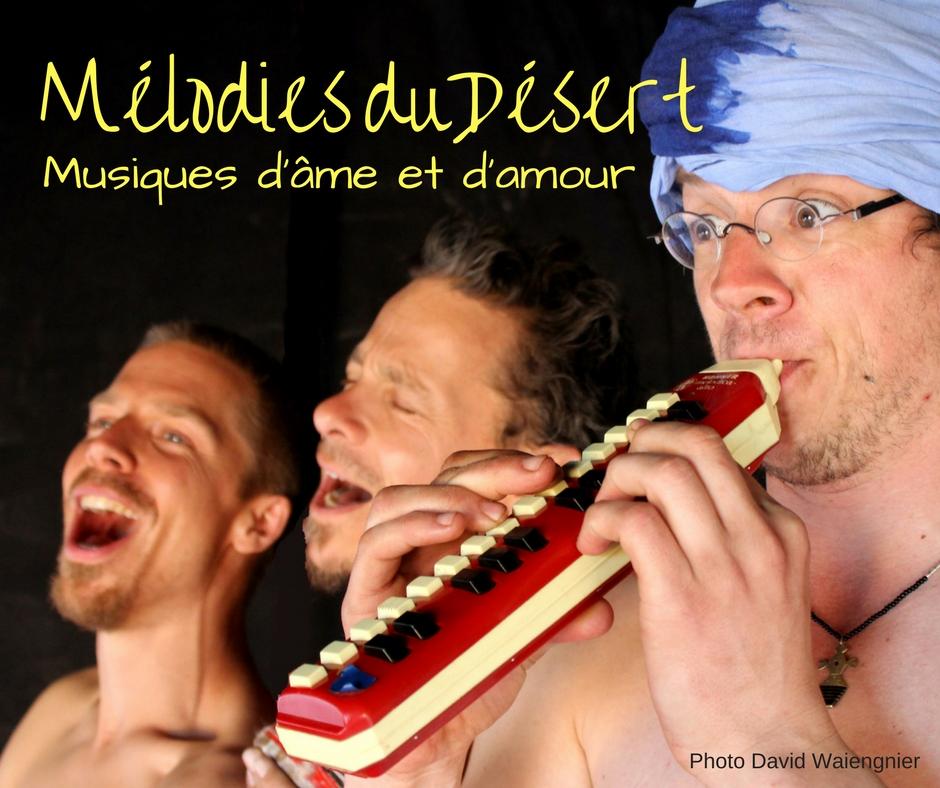 Concert I Mélodies du désert