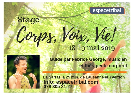 "Stage ""Corps, Voix, Vie"" I La sarraz"
