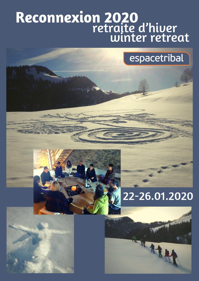 Reconnexion: retraite d'hiver/winter retreat