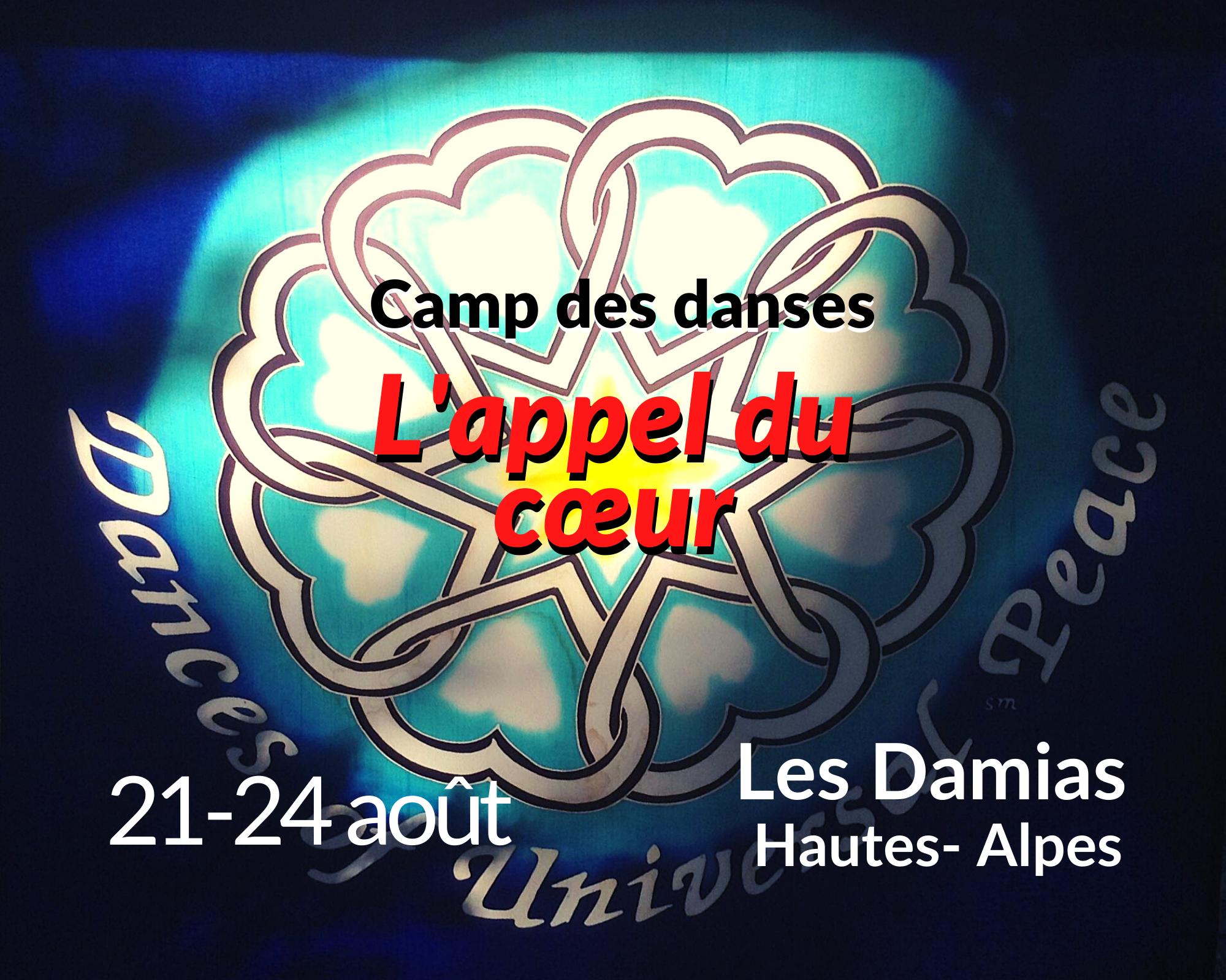 L'appel du Cœur I Danses de la Paix I Hautes Alpes